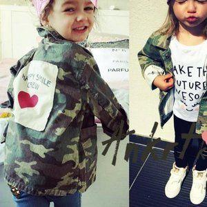 Other - Children Camouflage Jacket